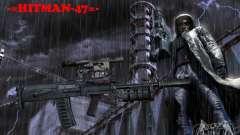 Un conjunto de armas de un acosador para GTA San Andreas
