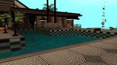 Reteksturirovannyj casa CJeâ V1 para GTA San Andreas