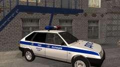 VAZ 2109 DPS para GTA San Andreas