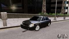 Lada Priora Dag Style para GTA 4