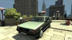 Audi 80 B2 para GTA 4