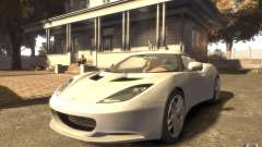 Lotus Evora 2009 para GTA 4