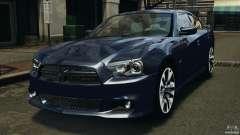 Dodge Charger SRT8 2012 v2.0
