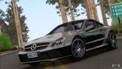 Mercedes-Benz SL65 AMG Black Series para GTA San Andreas