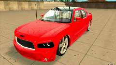 Dodge Charger RT 2010 para GTA San Andreas