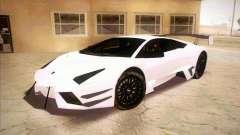 Lamborghini Reventon GT-R para GTA San Andreas