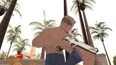 Woody Weapons Pack para GTA San Andreas