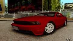 Ford Mustang 2010 para GTA San Andreas