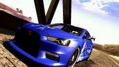 Mitsubishi Lancer EVO X Juiced2 HIN para GTA San Andreas