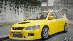 Mitsubishi Lancer Evolution IX MR 2006 para GTA 4