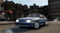 Ford Mustang SVT Cobra R 1993 para GTA 4
