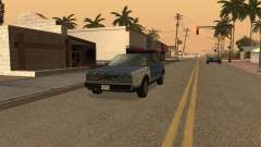 El taxi de romanos de GTA4 para GTA San Andreas