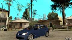Volkswagen Gol Trend 1.6 para GTA San Andreas