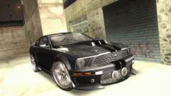 Ford Mustang Eleanor Prototype para GTA San Andreas