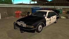 Chevrolet Caprice Police