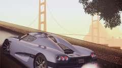 Koenigsegg CCX 2006 v2.0.0 para GTA San Andreas