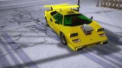 Lamborghini Countach LP5000