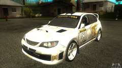 Subaru Impreza WRX STi DC Shoes de DIRT 2