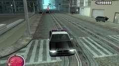 Además del HUD de GTA IV para GTA San Andreas