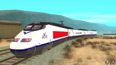 Express Train para GTA San Andreas