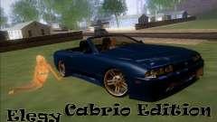 Elegy Cabrio Edition para GTA San Andreas