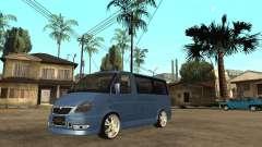 Gaz-2217-Barguzin Sable para GTA San Andreas