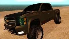 Chevrolet Silverado ZR2 para GTA San Andreas