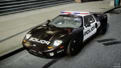 Ford GT1000 Hennessey Police 2006 [EPM][ELS]