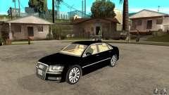 Audi A8 del portador 3