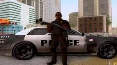 Un oficial de policía de bacalao: BO2