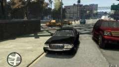 Crown Victoria para GTA 4