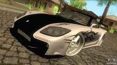 Mazda RX-7 Veilside Logan para GTA San Andreas