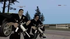 Black & White guns
