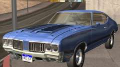 Oldsmobile 442 (fixed version) para GTA San Andreas