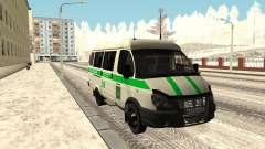 Empresas 3302 gacela para GTA San Andreas