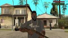 Carabina de caza para GTA San Andreas