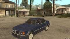 BMW 735Li e32