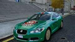 Jaguar XFR 2010 V.2.0