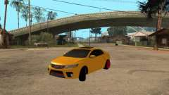 Kia Cerato Coupe JDM para GTA San Andreas