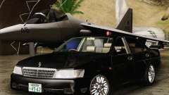 Nissan Laurel GC35 Kouki Unmarked Police Car