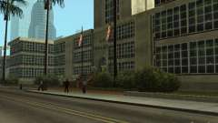 The Los Angeles Police Department para GTA San Andreas