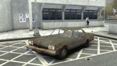 Dodge Monaco 1974 Rusty para GTA 4