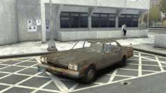 Dodge Monaco 1974 Rusty