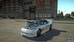 Mazda rx7 Dragster para GTA 4