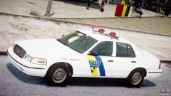 Ford Crown Victoria New Jersey State Police para GTA 4