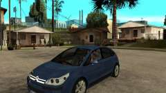 Citroen C4 SX 1.6 HDi para GTA San Andreas