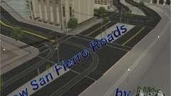 Nueva carretera, San Fierro
