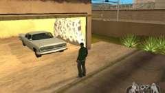 Activación de garajes no utilizados para GTA San Andreas
