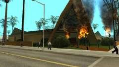 Nuevas texturas para casino peregrino para GTA San Andreas