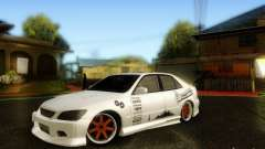 Lexus IS300 Jap style para GTA San Andreas